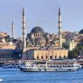 Cose Turche, architettura a Istanbul