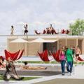 Un'infrastruttura sociale per il waterfront di Gabicce