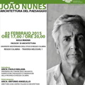 João Nunes: architettura del paesaggio