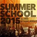 Summer School di architettura 2015: la città e i suoi abitanti
