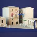 La piazza dedicata a De André a Tempio Pausania è firmata Alvisi Kirimoto