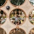 Il padiglione trasforma il volo degli insetti in suono. OFL Architecture vincitori all'A+ Award 2015