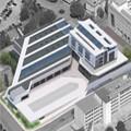 Perugia, lo studio 0SA - 0spazioarchitects firma il progetto per la conversione dell'ex-mattatoio