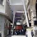 Milano, via Santa Radegonda trasformata dalle vele di Cibicworkshop