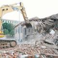 Collegato Ambiente: demolizione di immobili abusivi. Più facile azionare le ruspe se c'è rischio idrogeologico