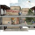 Un centro per le arti nella stazione abbandonata di Detroit, i vincitori del concorso DSFA