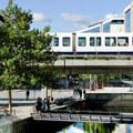 Uno spazio attrattivo per la comunità nel distretto Ørestad di Copenaghen