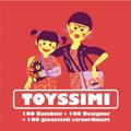 100 bambini e 100 designer per nuovi giocattoli straordinari