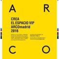 Un'area relax per la mostra internazionale d'arte contemporanea ARCOmadrid