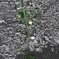 Tirana Faith Park: spazi urbani ispirati all'armonia tra religioni