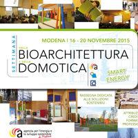 Torna la settimana della bioarchitettura e della domotica