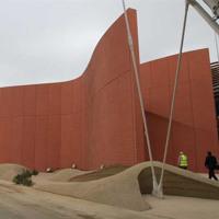 Expo 2015, in acciaio il 69% dei Padiglioni. Il futuro delle opere temporanee
