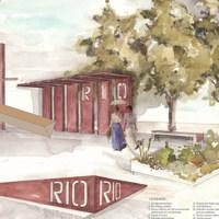 «Trait d'union» si aggiudica il concorso per la riqualificazione di Rio, frazione di Ponte San Nicolò (Padova)