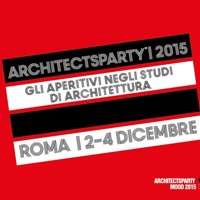 ArchitectsParty torna a Roma
