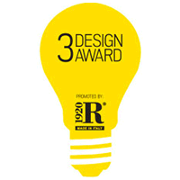 "3° Design Award ""Accendi la tua idea"" - Sgabello"