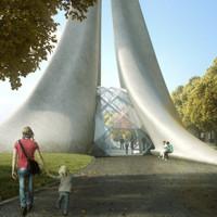 A Riga un memoriale per le proteste non violente. Il risultato del concorso di architettura lanciato da HMMD