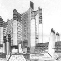 1914-2014. Cent'anni di architettura futurista