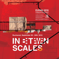 In Between Scales, call per EURAU 2016
