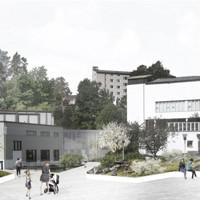 5 giovani architetti vincono il concorso per l'ampliamento dei musei di Alvar Aalto in Finlandia