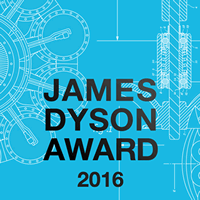 James Dyson Award 2016. Progettare qualcosa che risolva un problema