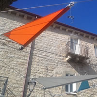 Alvisi Kirimoto con Renzo Piano completa l'installazione nella piazza dedicata a Fabrizio De Andrè