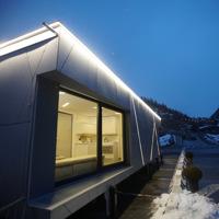 Biosphera 2.0: una casa a consumo zero ai piedi del Monte Bianco