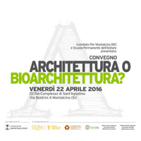 Architettura o Bioarchitettura?