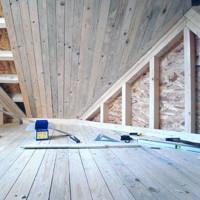 Architettura sostenibile di legno