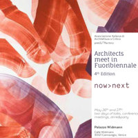Architects meet in Fuoribiennale now-next