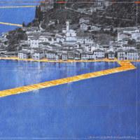 Floating Piers di Christo: quasi pronta l'opera di land art dell'artista americano