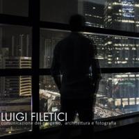 Luigi Filetici, comunicazione del progetto, architettura e fotografia