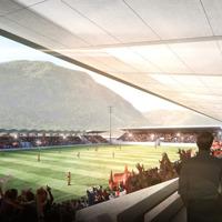 Bolzano, ecco come sarà lo stadio dopo il restyling firmato da un team italo-tedesco