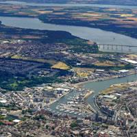 Alla ricerca di un nuovo design per il progetto Orwell Crossings a Ipswich