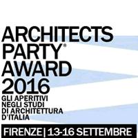 ArchitectsParty 2016: aperitivi e tour negli studi di architettura di Firenze