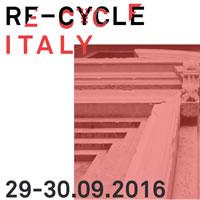 """Re-cycle Italy: a Venezia il convegno sull'architettura del """"ri-ciclo"""""""