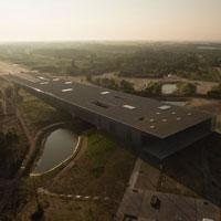 Apre le sue porte l'Estonian National Museum di Tartu firmato da DGT Dorell.Ghotmeh.Tane / Architects