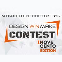 DesignWinMake INNOVecento Edition. Contest dedicato all'applicazione della stampa 3D in campo museale