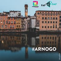 #ArnoGo. Sfida fotografica per raccontare l'Arno e il suo rapporto con l'architettura