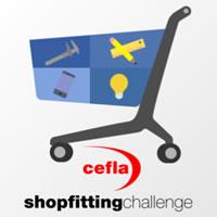 Cefla shopfitting challenge - disegna un carrello innovativo