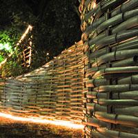 Architettura e Arte al Labirinto di bambù: il workshop di architettura a Fontanellato