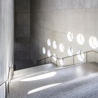 Lo studio Christ&Gantenbein presenta il Museo nazionale di Zurigo e Kunstmuseum Basel a Roma