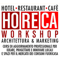 HoReCa Workshop - Architettura & Marketing - febbraio 2017 - progettare ristoranti e bar di successo. Quote d'iscrizione ridotte