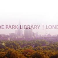 Hyde Park Library: London. Una biblioteca pubblica innovativa nel parco per attrarre anche chi non legge