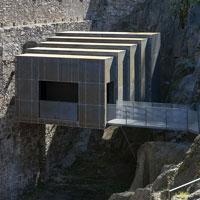 Werner Tscholl vince il Premio Architetto italiano 2016. Le sue opere si integrano nei luoghi ma ne reinventano il contesto