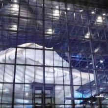 Visite guidate gratuite per scoprire la Nuvola di Fuksas durante il ponte dell'8 dicembre