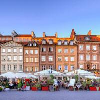 Meeting Architecture - Fragments: Ricostruire Varsavia di Grzegorz Piatek