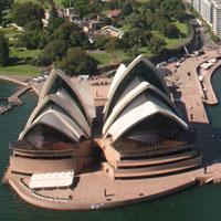 Sydney Rehearsal Follies. Idee per un nuovo padiglione musicale vicino alla Sydney Opera House