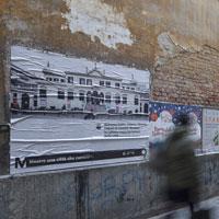 Una città che cambia: Mestre si guarda allo specchio con una mostra a cielo aperto