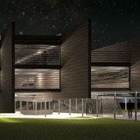 Enrico Realacci Architectures e OCRA ricevono la menzione d'onore per Progetta Stephenson 86