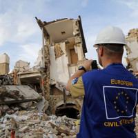 Terremoto, elenco speciale dei professionisti abilitati: l'ordinanza di Errani già operativa